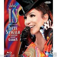 Blu-ray Ivete Sangalo Madison Square Garden [ Region ALL ]