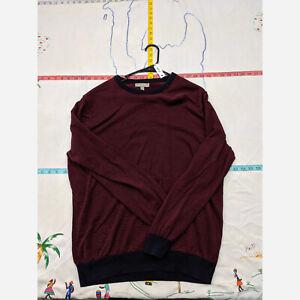 Men's XL Grayson & Dunn Cotton Crewneck Pullover Sweater