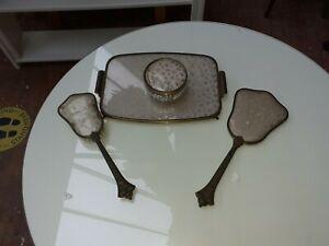 Vintage Dressìng Table Set Four Pieces