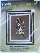 Bucilla Autumn Spray Creative Needlecraft Kit