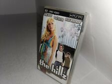 NEW Factory Sealed The Hillz Paris Hilton PSP UMD Mini Disk Movie E13