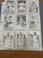 1969 Topps Deckle Edge Complete Set EX/MT