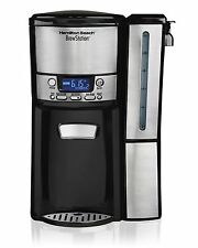 Hamilton Beach 12-Cup Coffee Maker Programmable BrewStation Dispensing Coffee...