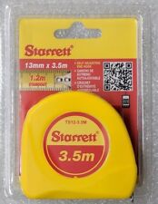 Starrett TS12-3.5M Tape Measure