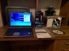 "Sony VAIO VGN-SZ360P 13"" ultra-light Laptop with DVD burner"