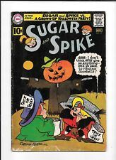SUGAR AND SPIKE #37 ==> VG HALLOWEEN ISSUE DC COMICS 1961