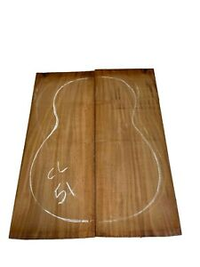 Honduran Mahogany Dreadnought Guitar Back/OM, Top Set Luthier Tonewood, #51