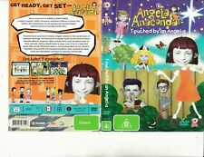 Angela Anaconda-Touched By An Angel-1999 TV Canada-[5 Episodes]-Animated AA-DVD