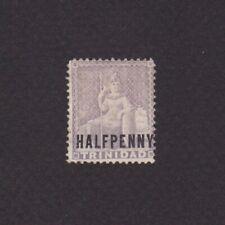 TRINIDAD 1879, Sc# 62, 'Britannia', NG