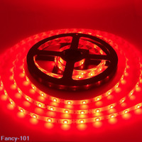 Boat / Truck / Car/ Suv / Rv Red 12V Waterproof LED Strip Light 5M 300 LEDs