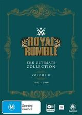 WWE - Royal Rumble : Vol 2 (DVD, 2016, 15-Disc Set)