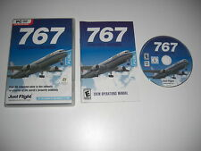 767-200/300 SERIES  Pc Cd Rom  Add-On Flight Simulator Sim 2004 & X FS2004 FSX
