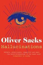 Hallucinations, Sacks, Oliver, Used Excellent Book