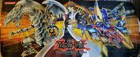 1x Official Konami  Yugioh Kaiba XYZ Dragon Blue Eyes Dragon Playmat