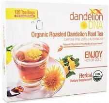 Dandelion Organic Roasted Dandelion Root Tea 120 Teabags