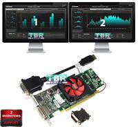 Dell AMD ATI Radeon HD7470 1GB  Windows 10 OptiPlex Vostro  Inspiron Video Card