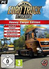Euro Truck Simulator 2: Heavy Cargo Edition von a...   Game   Zustand akzeptabel