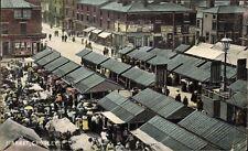 Chorley. Market by S.Hildesheimer & Co.