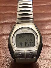 Casio Women's Tele Memo Chron 50m Digital Watch Oval Face LDB-10