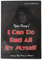 TYLER PERRY'S I CAN DO BAD ALL BY MYSELF DVD 1st Madea Show 2002 Stage Play OOP