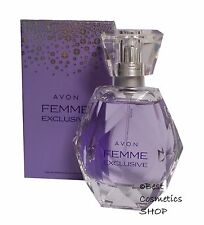 Avon Femme Exclusive Eau de Parfum Spray Genuine 50ml