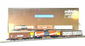 Märklin MiniClub 82501 - Güterwagenset der ÖBB - Spur Z - OVP