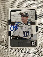 Signed Trading Card Brad Keselowski Nascar Autographed