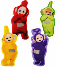""" Teletubbies - Dipsy /Laa-Laa/Bottom/Tinky-Winky "" - Cuddle Pillow - Plush Ki"