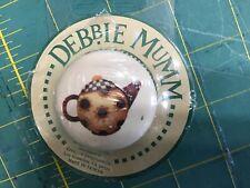 Debbie Mumm Sunflower on Teapot Ceramic Drawer Pull Cabinet Knob