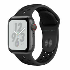 Apple Watch Series 4 Nike+ 40 mm Space Grey Aluminum Case with Anthracite/Black