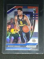 2020 Panini Prizm Draft Picks MARKUS HOWARD RC #80 RED/WHITE/BLUE Nuggets ROOKIE