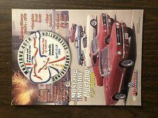 Mustang 40th Anniversary Celebration Official Program - Nashville Speedway 2004