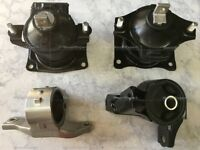 4pcSet Motor Mounts fit Acura MDX 2007 2008 2009 Engine Tranmission AWD FWD SUV