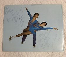 Roller Skating Artists Photograph Pictures Skaters Mark Howard & Cindy Smith