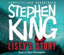 Stephen KING / __ LISEY'S STORY                [ Audiobook ]