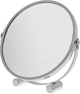 Blue Canyon Chrome Swivel Mirror 3 x Magnification Make Up Shaving Mirror