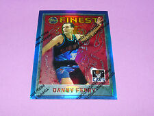 DANNY FERRY CLEVELAND CAVALIERS CAVS HOLO FINEST TOPPS 1996 NBA BASKETBALL CARD