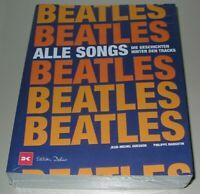 Beatles Alle Songs Die Geschichten hinter den Songs Buch Musik Tracks Neu!