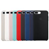 Original Genuine  Case Silicone Case Cover for Apple iphone 7 7 Plus Case