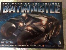 Moebius 1:25 the Dark Knight Trilogy Batmobile Plastic Model Kit #943