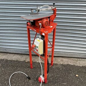 Hegner Multicut 2 Single Speed Scroll Saw On Stand
