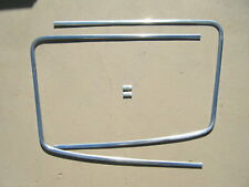 Ford Cortina MK1 wagon rear s/s window trim with spacers