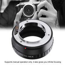 EXA-NEX Objectif Adaptateur Anneau Mise au point manuelle pour Exakta pour Sony E compacts Caméras