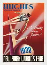 Rocketeer Ny Worlds Fair Movie Poster 24inx36in (61cm x 91cm)