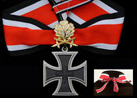 WW2 Knight Iron Cross Oakleaves Swords Dimond German Medal 1939 Ritterkreuz Copy