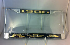 "Alpha Phi Alpha Fraternity ""Wide Greek Letter"" License Plate Frame- New!"