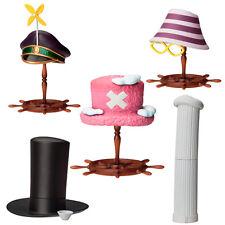 One Piece Hat H.A.T Drink Cap Part 2 5 figure gashapon set