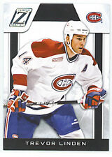 10-11 Panini Zenith #138 Trevor Linden Legends SP