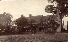 Horncastle posted Farmhouse. Grandpa is Standing at the Gate.