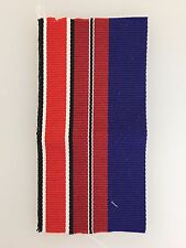 Germany/German WWII Ribbon for Ribbon Bar with 3 Ribbons